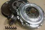DUAL TO SOLID FLYWHEEL & CLUTCH & CSC VAUXHALL SIGNUM 1.9 CDTI 120 F40